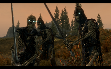 Undead Stormcloak Soldiers