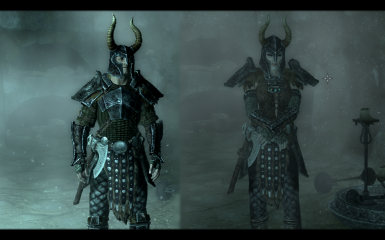 Armor Set of Yngol new in v6_1