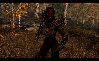Female Dremora - new in v5