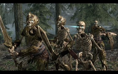 Undead Thalmor