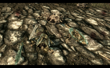 Armored Skeletons fall apart new in v6_1