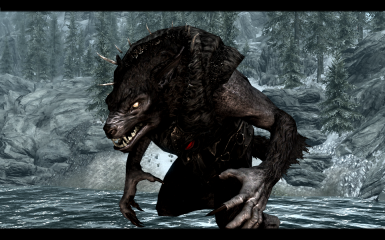 Werewolf Champion