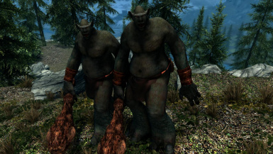 Ogroids- Mihail Monsters and Animals (SSE PORT)