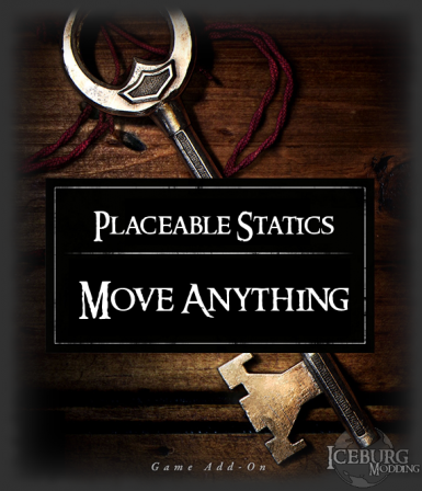 Placeable Statics - Move Anything