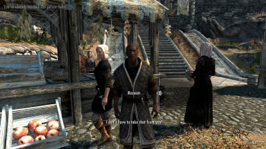Compliments and Insults at Skyrim Special Edition Nexus