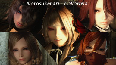 Korosukenari - Followers SSE