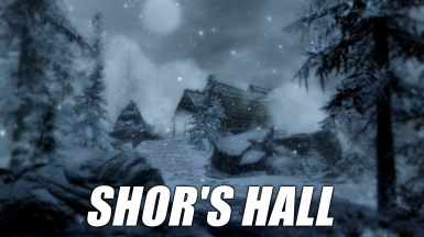 Shor's Hall - Mead Hall SE