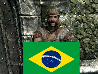 Guard Dialogue Overhaul traducao PT BR