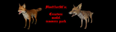 Shuffler90s Creature resource pack