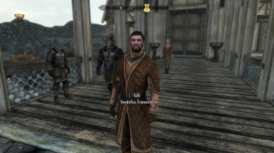 Vendellus Tremesius - Dawnguard Imperial Follower