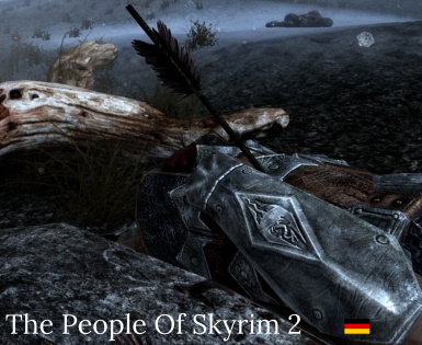 THE PEOPLE OF SKYRIM 2 - German