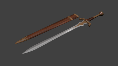 Dyrnwyn - Sword from The Black Cauldron