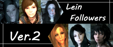 Lein Followers Ver.2 (Stand alone Followers)