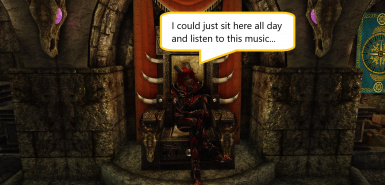 Legacy of the Dragonborn Museum Music Replacer at Skyrim