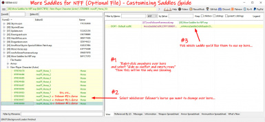 NFF Saddle Guide