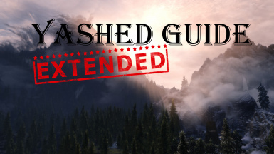 YASHed Extended - Guide and Patches