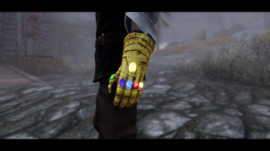 The Completed Gauntlet ( Rudy ENB )