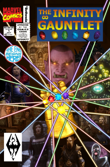 The Infinity Gauntlet Official SSE Port