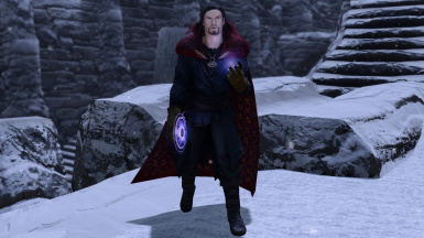 The Guardian of the Time Stone