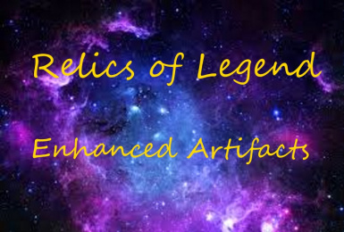 Relics of Legend - Enhanced Artifacts at Skyrim Special