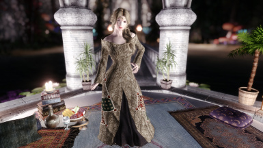Noblesse Oblige and Noble Dress - SSE CBBE BodySlide