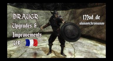 DRAUGR upgrades and improvements - version francaise