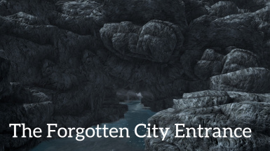 The Forgotten City Entrance