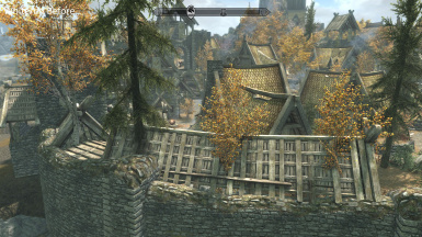 Beautiful Cities SSE - JK's Skyrim Compatible