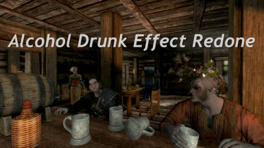 Alcohol Drunk Effect Redone