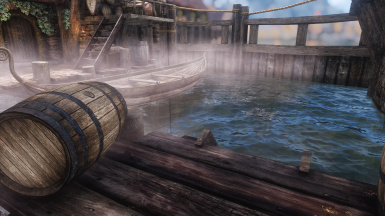 Wavy Waters -  Water Parallax for ENB