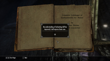 Alternate Skill Books