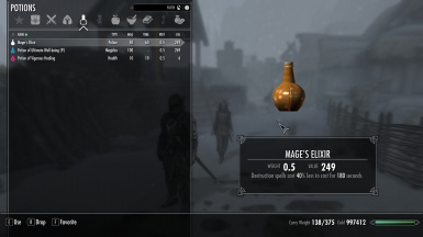 Simple Balance and Perk Overhaul
