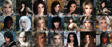 GK Follower Pack Special Edition