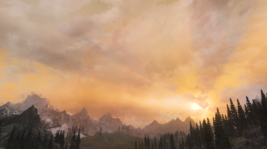 Vividian ENB SE - a enb for Vivid Weathers - Dolomite - Cathedreal - Obsidian and Mythsitcal Ages