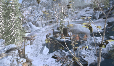 The Frontier to Cyrodiil (Fight against the Thalmor II) DV SSE
