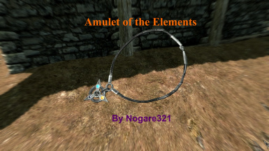 Amulet of the Elements