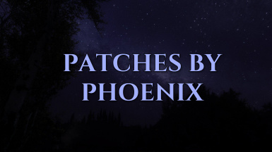 Patches by Phoenix