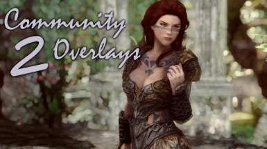 Community Overlays 2 (31-50) Bodypaints Warpaints Tattoos and more made for the Community (Special Edition)
