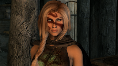 Lagertha - Nord saved game and Preset