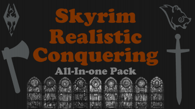 Skyrim Realistic Conquering - All In One
