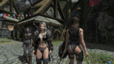 cute fingers seamless body for npc, follower and main character