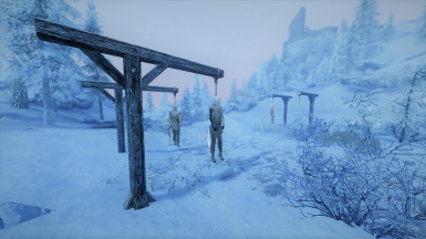 Gallows of Skyrim SSE