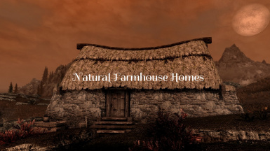 Natural Farmhouse Homes