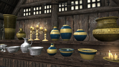 Improved Pottery for SC