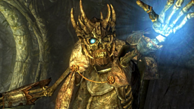 Skyrim Revamped - Draugr Upgrades and Improvement Patch