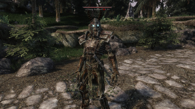 Ancient Nord Hero Weapons