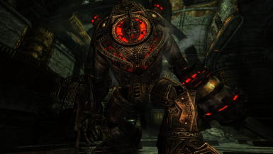 Dwarven Colossus - Mihail Monsters and Animals (SSE PORT)