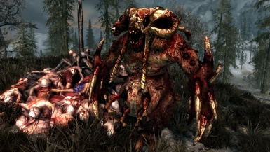 Necrophages- Mihail Monsters and Animals (SSE PORT)