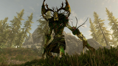 Old Gods of the Hunt- Mihail Monsters and Animals (SSE PORT)