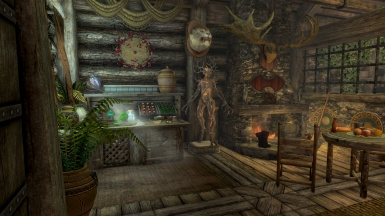 WolfSkull Manor - A Riften Thief Player Home